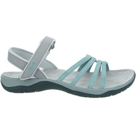 Teva Elzada WEB Sandals Women grey/turquoise